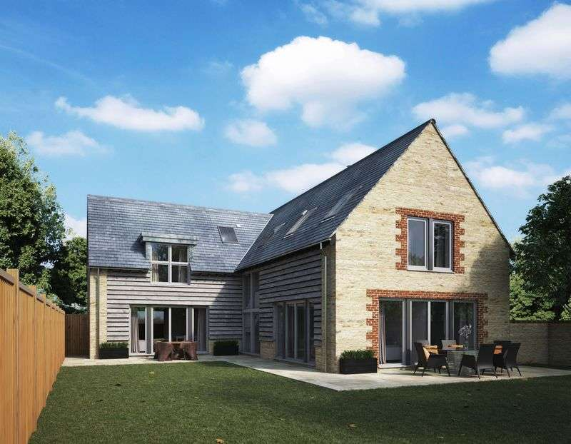 5 Bedrooms Cottage House for sale in Garford House, Church Farm, West Hanney