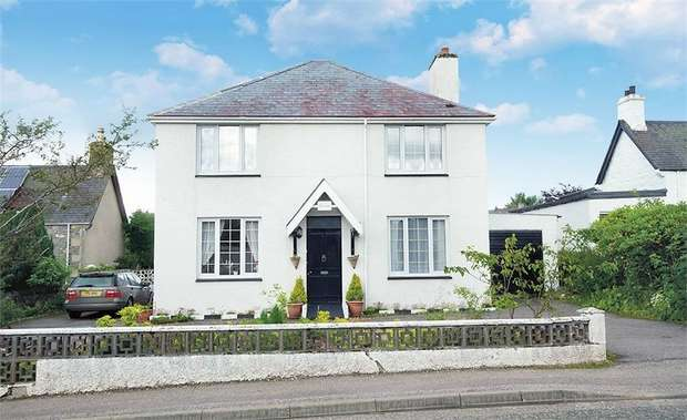 4 Bedrooms Detached House for sale in Main Street, Lairg, Highland