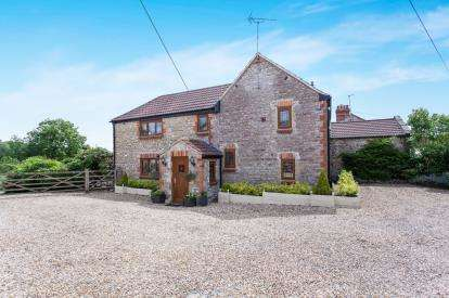 5 Bedrooms Detached House for sale in Nr Evercreech, Somerset