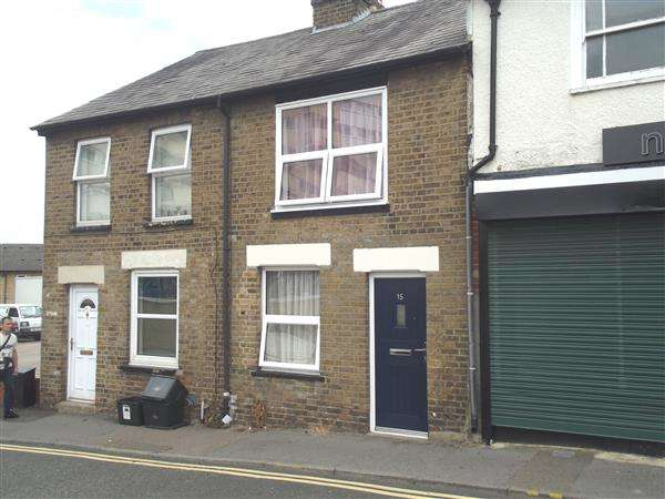 3 Bedrooms Terraced House for sale in Burford Street, Hoddesdon