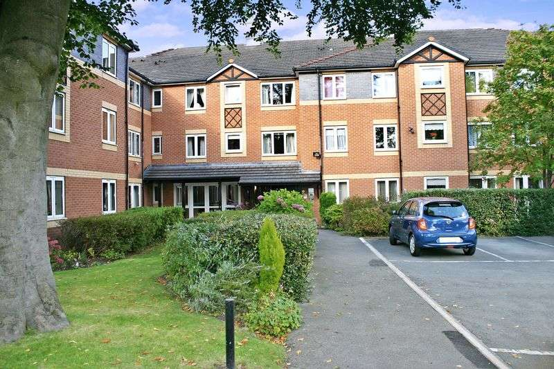 1 Bedroom Retirement Property for sale in Oak Court, Manchester, M20 4NE