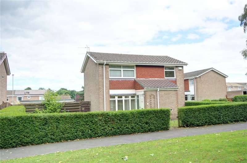 3 Bedrooms Detached House for sale in Mayfields, Spennymoor, Durham, DL16