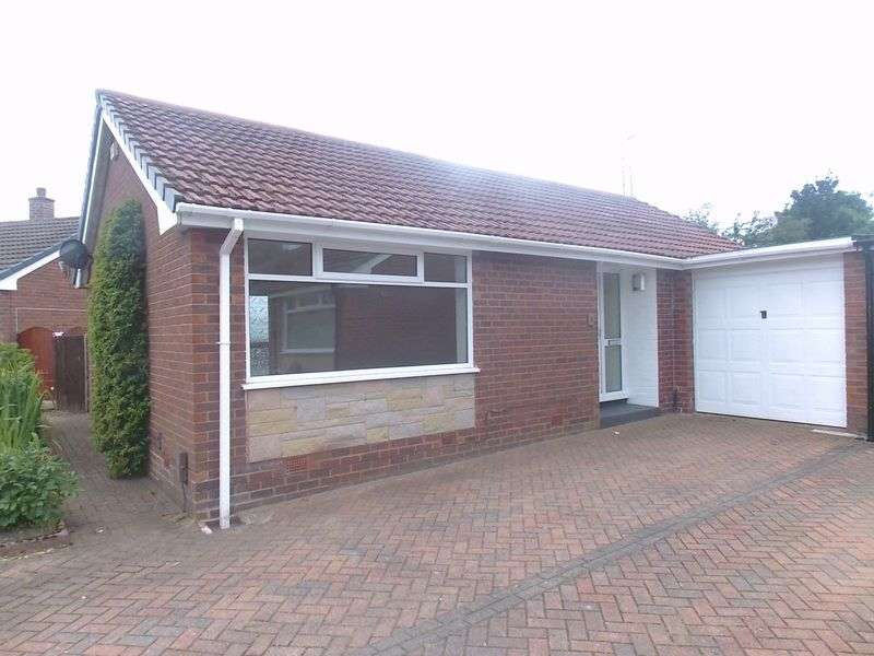 3 Bedrooms Detached Bungalow for sale in Low Green, Over Hulton