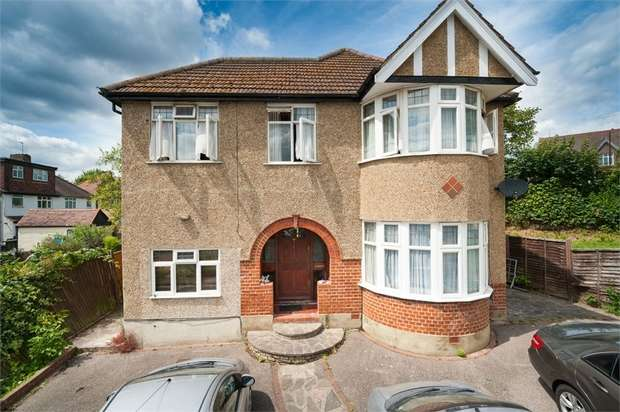 7 Bedrooms Detached House for sale in Ridge Close, London