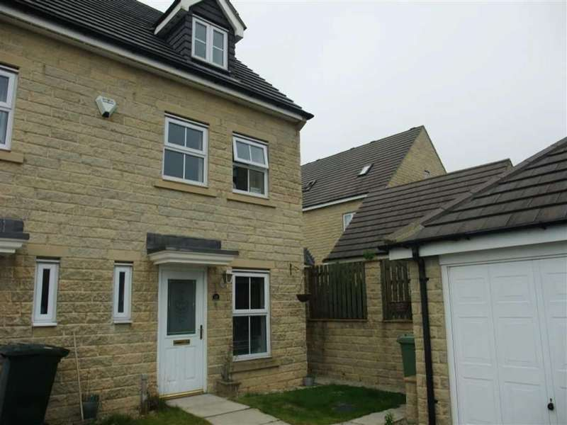 3 Bedrooms Property for sale in Naden Close, Clayton Heights, Bradford