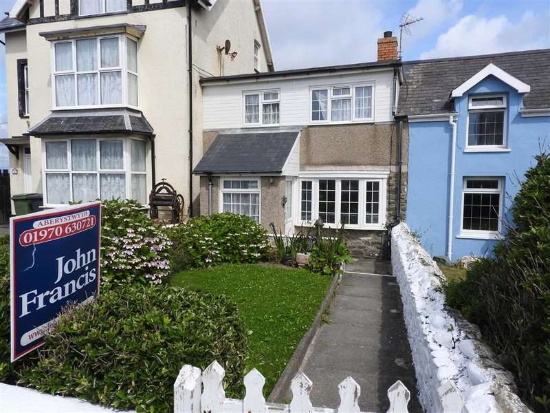 2 Bedrooms Property for sale in High Street, Borth