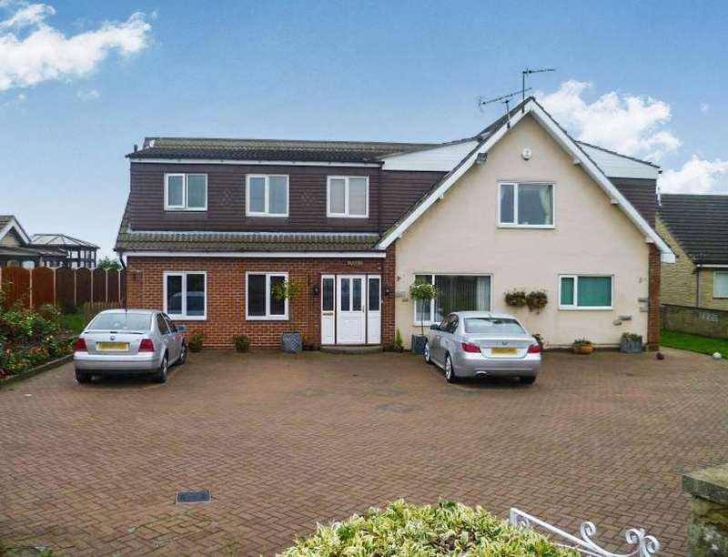 6 Bedrooms Detached House for sale in Dilkusha Red House Lane, Pickburn, Doncaster, DN5