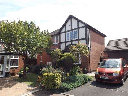 4 Bedrooms Detached House for sale in Foxhunter Drive, Aintree, Liverpool, Merseyside, L9