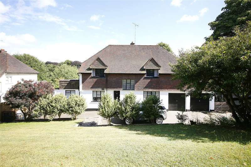 4 Bedrooms Detached House for sale in Monahan Avenue, Purley