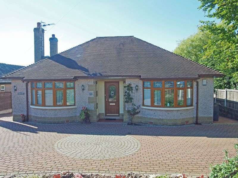 3 Bedrooms Detached Bungalow for sale in Throstle Grove, Slyne, Lancaster