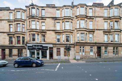 2 Bedrooms Flat for sale in Cathcart Road, Glasgow, Lanarkshire