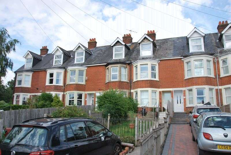 4 Bedrooms Terraced House for sale in Woodstock Road, Salisbury
