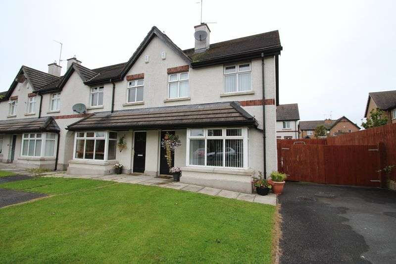 3 Bedrooms House for sale in 23 Bluestone Hall, Craigavon