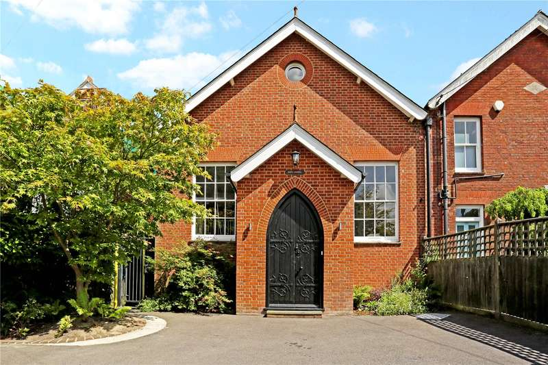 5 Bedrooms Semi Detached House for sale in Western Road, Hurstpierpoint, West Sussex, BN6