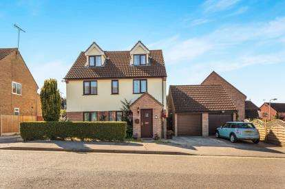 5 Bedrooms Detached House for sale in Lawford, Manningtree, Essex