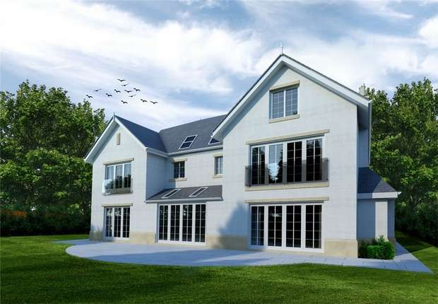 Detached House for sale in Prestbury Road, Wilmslow, Cheshire