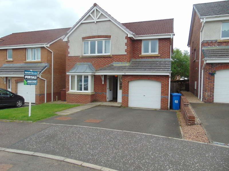 4 Bedrooms Detached House for sale in Mallace Avenue, West Lothian