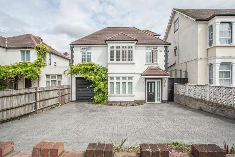 5 Bedrooms House for sale in Old Oak Road, Acton, London, W3 7HQ
