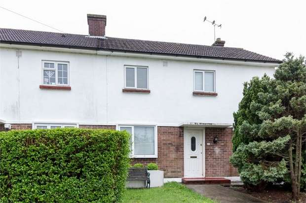 3 Bedrooms Semi Detached House for sale in Drovers Way, Dunstable, Bedfordshire