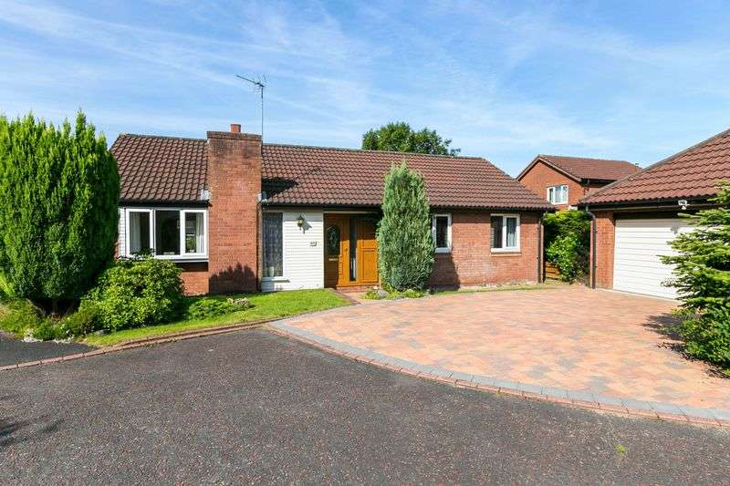 3 Bedrooms Detached Bungalow for sale in Spring Meadow, Clayton-Le-Woods, PR25 5LX