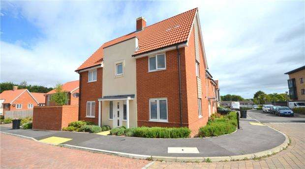 3 Bedrooms End Of Terrace House for sale in 74 Barber Road, Basingstoke, Hampshire, RG22 4EY