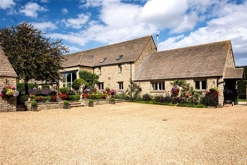 5 Bedrooms Semi Detached House for sale in Buckland, Faringdon, Oxfordshire, SN7