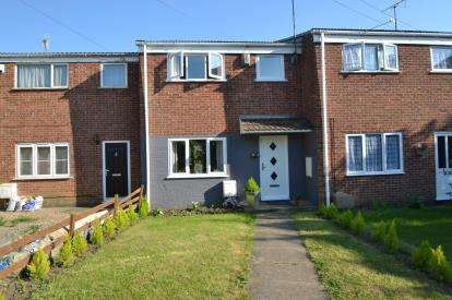 3 Bedrooms House for sale in Appletree Court, Finedon