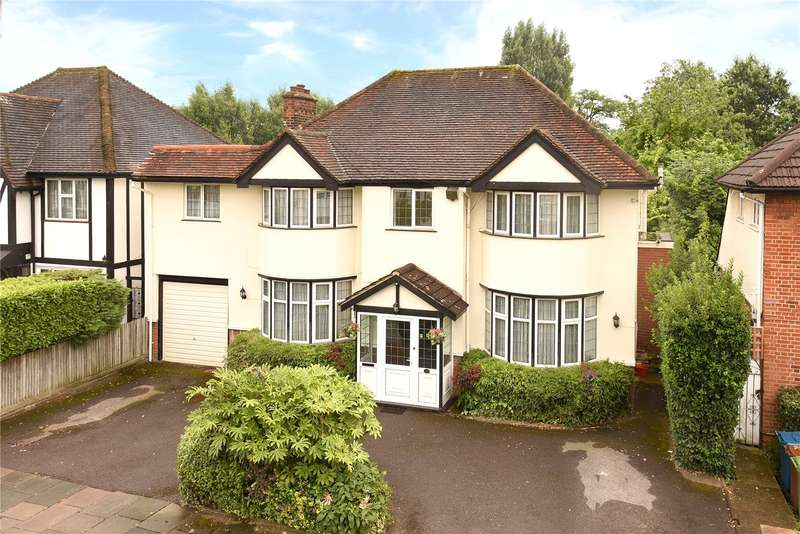 5 Bedrooms House for sale in Flambard Road, Harrow, Middlesex, HA1