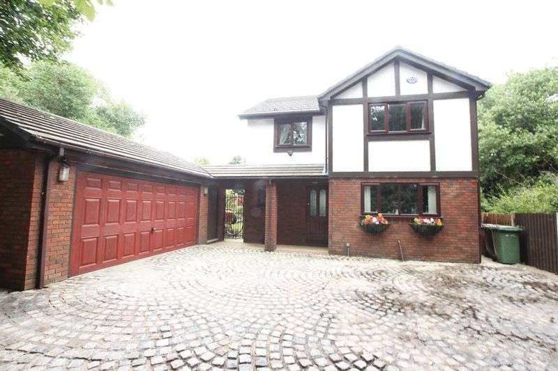 4 Bedrooms Detached House for sale in Mount Pleasant Road, Wallasey, Wirral