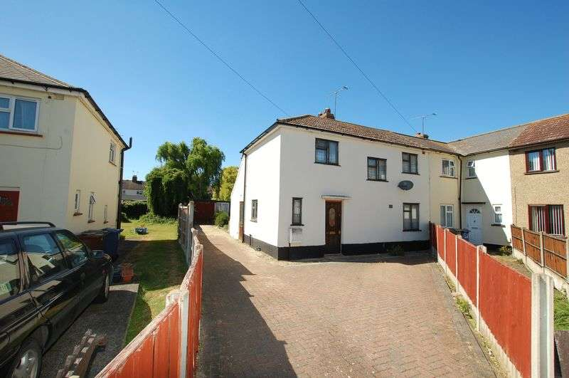 3 Bedrooms Terraced House for sale in Tilbury