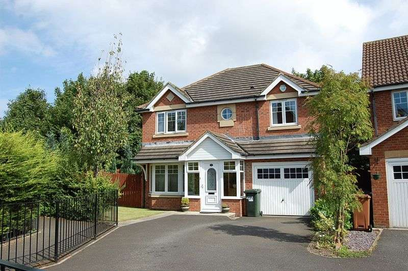 4 Bedrooms Detached House for sale in ** CHAIN FREE ** Kings Vale, Wallsend