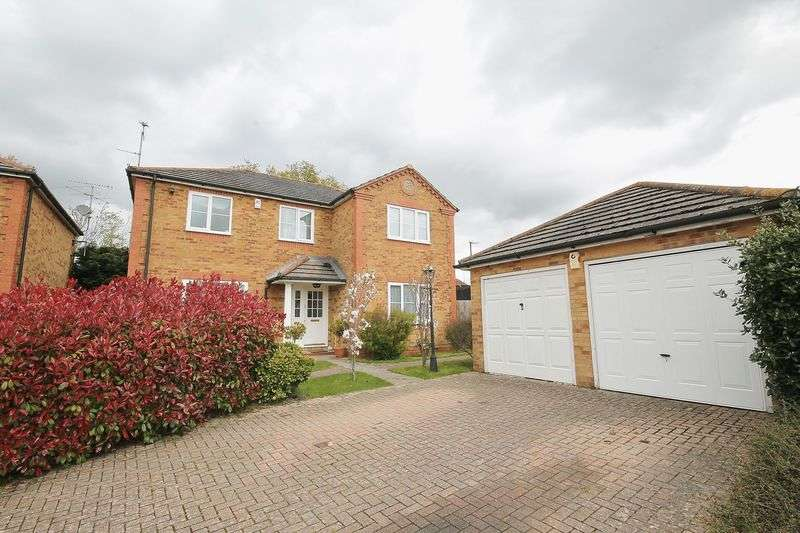 4 Bedrooms Detached House for sale in The Maltings, Burgess Hill