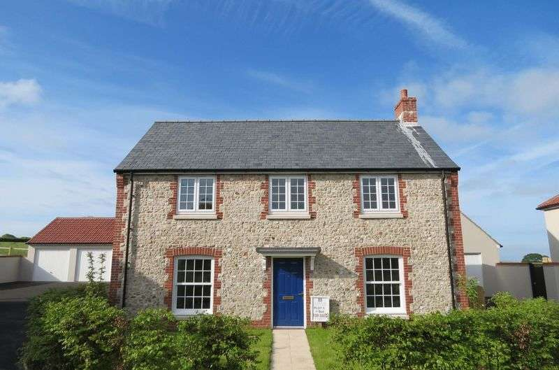 4 Bedrooms Detached House for sale in Plot 8, Hawkchurch