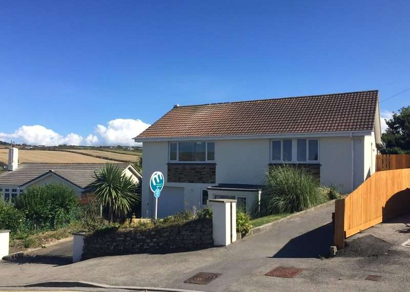4 Bedrooms Detached House for sale in Wheal Leisure, Perranporth