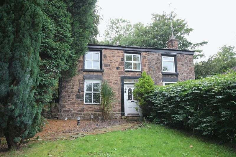 2 Bedrooms Semi Detached House for sale in East Bank, Oxton, Wirral