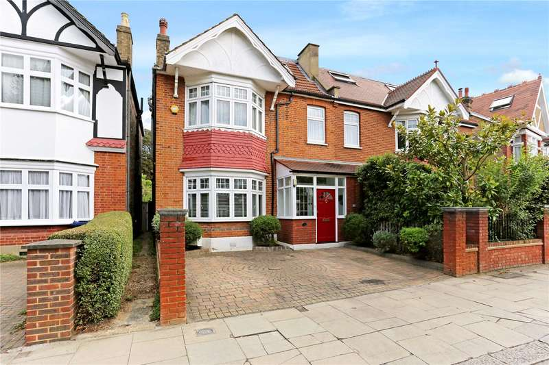 6 Bedrooms Semi Detached House for sale in Lavington Road, Ealing, W13