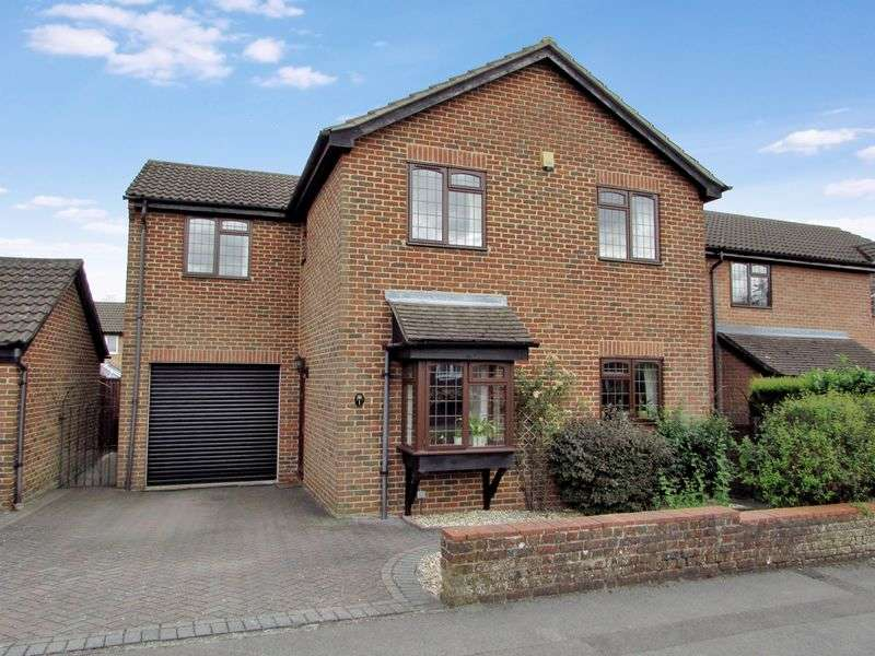 4 Bedrooms Detached House for sale in Ilkley Way, Thatcham