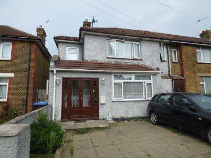 3 Bedrooms End Of Terrace House for sale in Montagu Gardens, London