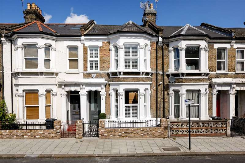 3 Bedrooms Terraced House for sale in Morval Road, London, SW2