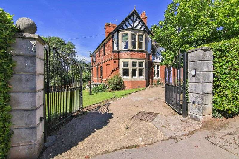 6 Bedrooms Detached House for sale in Cefn Coed Road, Cyncoed, Cardiff