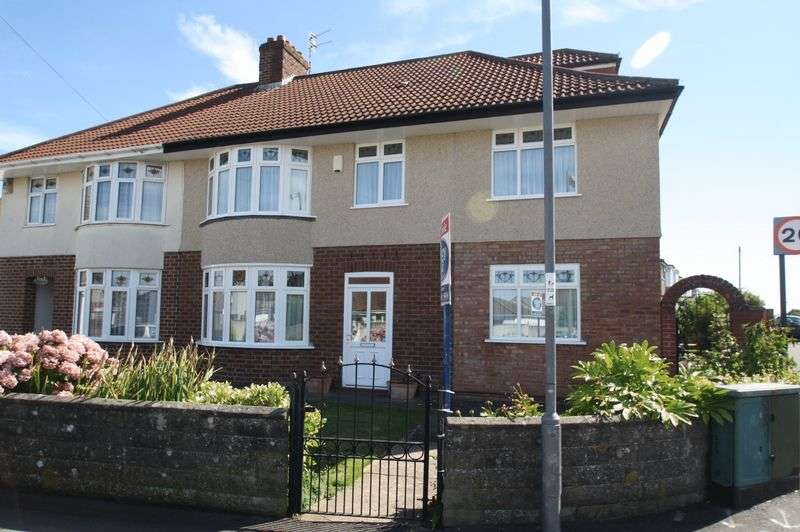 5 Bedrooms Semi Detached House for sale in Highridge Green, Uplands, Bristol, BS14