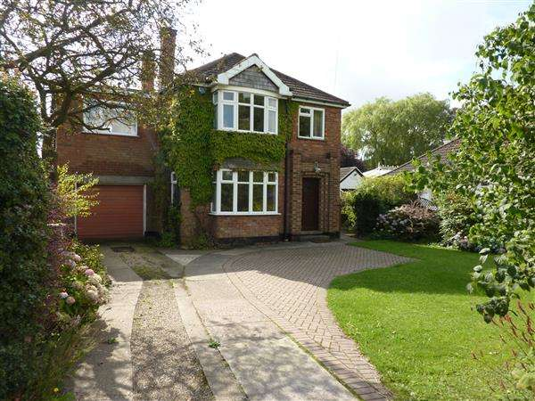 4 Bedrooms Detached House for sale in GREAT COATES ROAD, HEALING, GRIMSBY