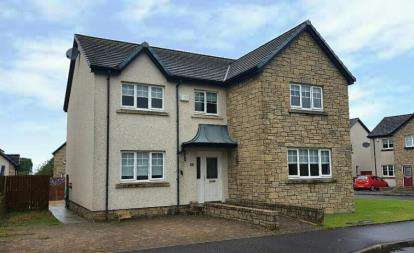 4 Bedrooms Detached House for sale in Marshall Gardens, Kilmaurs