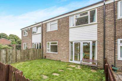 3 Bedrooms Terraced House for sale in Pannal Green, Pannal, Harrogate, North Yorkshire