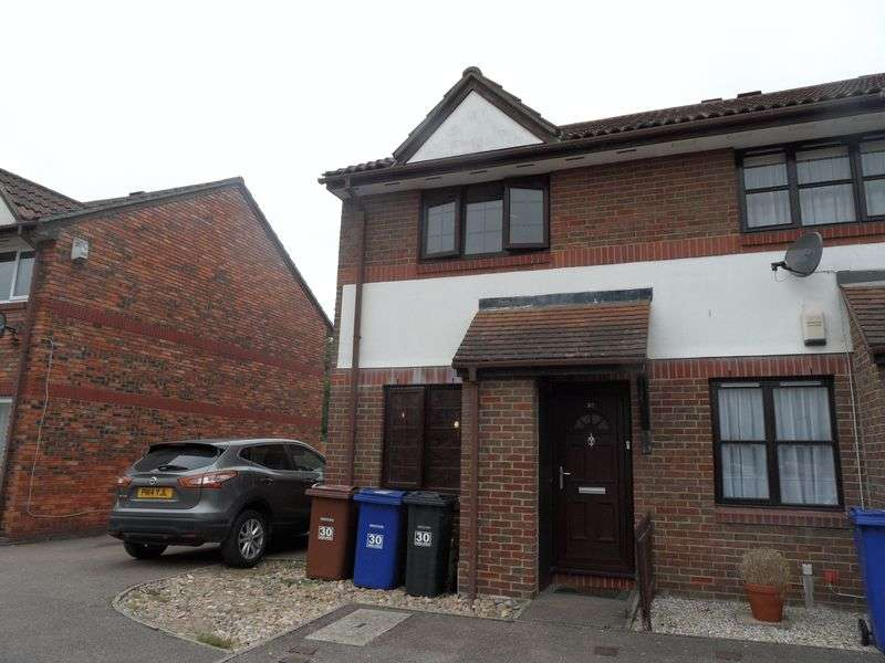 2 Bedrooms Terraced House for sale in Gabion Avenue, Purfleet