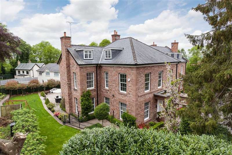 6 Bedrooms Property for sale in Bradgate Road, Altrincham