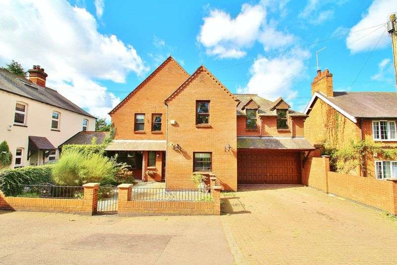 6 Bedrooms Detached House for sale in Swithland Lane, Rothley, Leicestershire