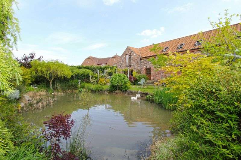4 Bedrooms Detached House for sale in Westfield Road, Goxhill