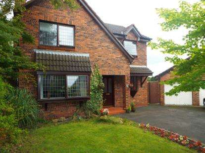 4 Bedrooms Detached House for sale in Douglas Park, Atherton, Manchester, Greater Manchester