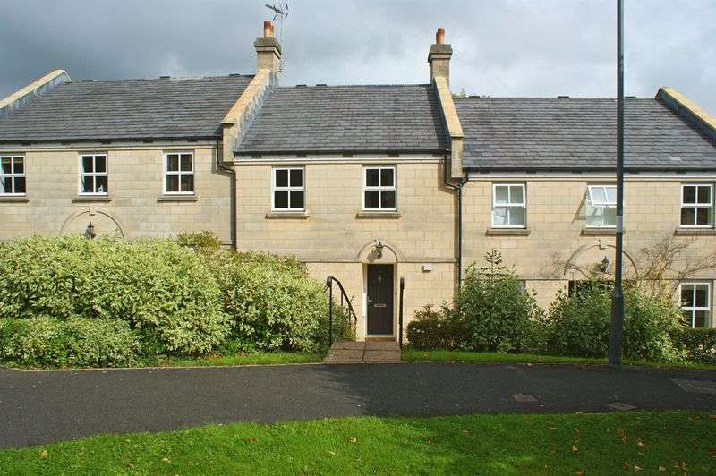 4 Bedrooms Terraced House for sale in 17 Lansdown Heights, Bath